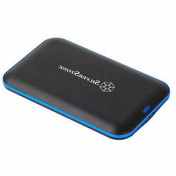 NEW SilverStone 5Gbits USB 3.0 Super Speed Enclosure for 2.5