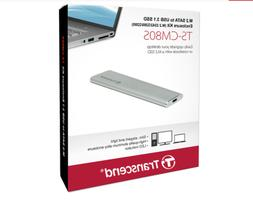 M.2 2280/2260 to USB3.1 Upgrade Kit, Silver