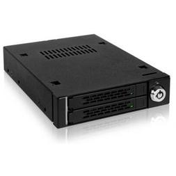 ICY DOCK MB992SK-B 2x2.5inch SATA SSD Mobile Rack in 3.5inch