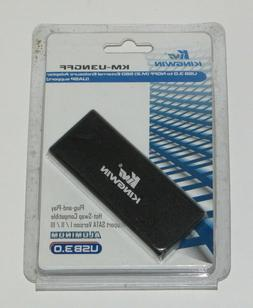 Kingwin  SuperSpeed USB3.0 to NGFF M.2 SSD Ext Aluminum Encl